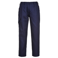 Portwest Ladies Combat Trousers Navy