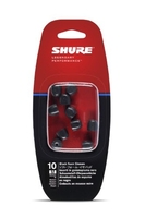 Shure EABKF1 | BLACK FOAM SLEEVES SMALL