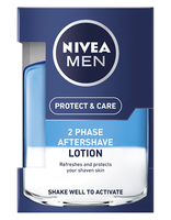 Nivea Men Protect And Care 2 Phase After Shave Lotion 100ml