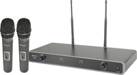 Dual UHF Wireless System