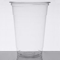 Thick Shake PET Clear Cups 1000x16oz