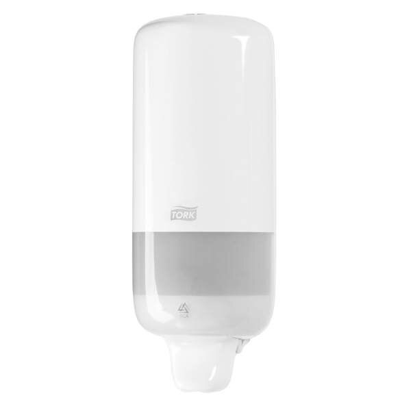 TORK 560000 Liquid Soap Dispenser, White