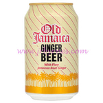 330 Old Jamaica Ginger Beer can x24