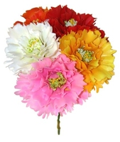 Artificial Flower Rose of Sharon - Mixed Colours