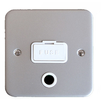 13A Unswitched Metal Clad Spur + Outlet