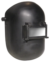 "Headshield Flip-Up Fibreglass 4-1/4"" x 2"""