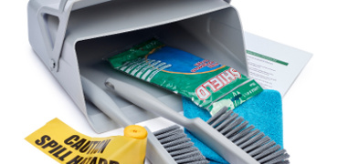 How our Glass Breakage Kits comply with the proposed BRC Global Food Safety Standards v8