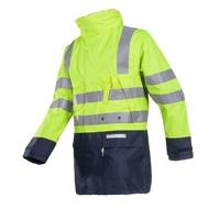 SIOEN  3073 Winseler FR AST hi-vis Rain Jacket