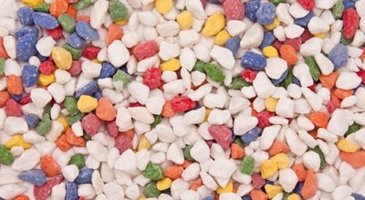 Unipac Rainbow Aquarium Gravel 25kg