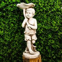 Polymag Boy Or Girl With Leaf