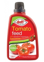 Doff Tomato Feed with Seaweed & Magnesium Concentrate 1lt