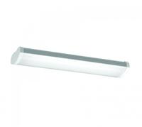 2x58w Fitting c-w Opal Diffuser