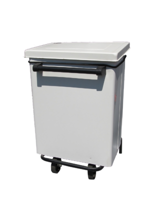 FRONT ACCESS BIN 70ltr Healthcare