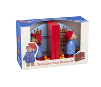 Bookends Paddington Bear. (Priced in singles, order in multiples of 2)