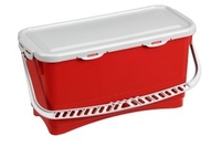 TOP DOWN BUCKET & LID RED 20ltr