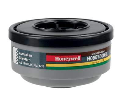 HONEYWELL NORTH Vapour ABEK1 Filter for N5500/N5400 Respirators -pair