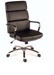 Teknik 1097BK Deco Executive Black Chair