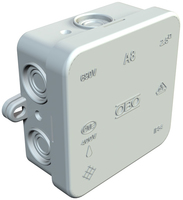 A8 JUNCTION BOX 75X75X36 WITHOUT TERMINAL.