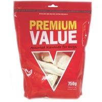 Premium Value Rawhide 750g