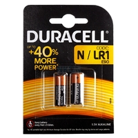 Duracell LR1 1.5V 2 Pack