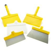 Floor and Work Surface Scrapers