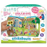Garden Stickabouts