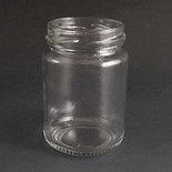 156ml (5oz) Round Jar (Pack of 50)