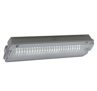 GUARDIAN 3 WATT LED MAINTAINED EMERGENCY BULKHEAD COMES WITH LEGEND IP65 3 YEAR WARRANTY