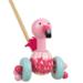 Flamingo push along