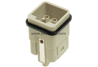 7+ Earth Male Connector Crimp Terminal Size 3A (Current Rating  V  16A)