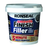 RONSEAL 5 MINUTE MULTI PURPOSE FILLER 600 ML