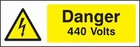 Warning and Electrical Hazard Sign WARN0005-1574
