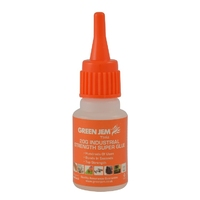 Green Gem Super Glue (Box 25) (TGGL20G)