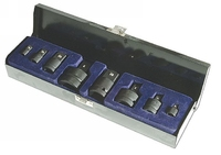 Air Impact Adaptor Set 8Pieces