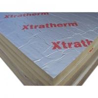 XTRATHERM POLYISO XTUF D/FOIL 80MM - 1200MM X 2400MM