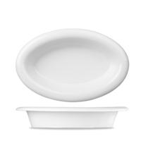 Large Oval Dish 285x185mm 25oz Carton of 6