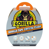 Gorilla Tape Crystal Clear 16.4m x 48mm