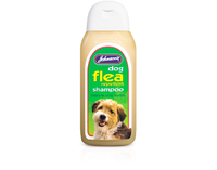 Johnson's Dog Flea Cleansing Shampoo125ml x 6