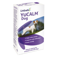Lintbells YuCALM Dog 30 Tablets x 1