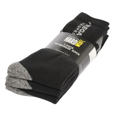 Regatta RMH003 WorkWear Sock 3 Pack