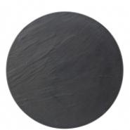 Reversible Slate/Granite Round Platter 43cm dia  Carton of 2