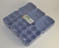 Supa Blue 6-Egg Boxes x 24