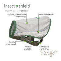 Scruffs Insect Shield Dog Vest Small x 1
