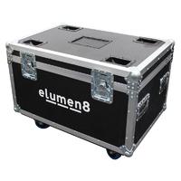 eLumen8 Quad 1RE Beam Flight Case