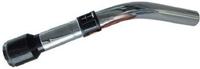 32mm Chromed Steel Bent End