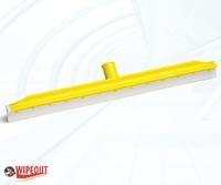 FLOOR SQUEEGEE HACCP YELLOW 55cm