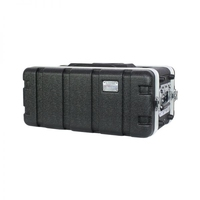 Protex 4U Short ABS Rack Case