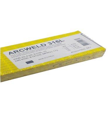 Superpro Arcweld 316L Stainless Steel Welding Electrode