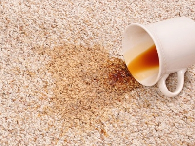 How to Remove a Coffee Stain from Carpet?