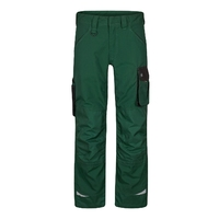 Galaxy Work trousers, Green/Black